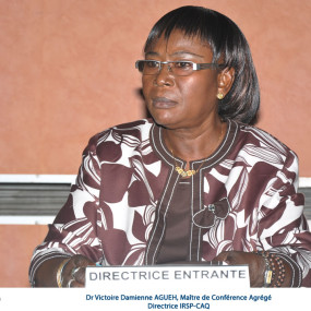 directrice IRSP